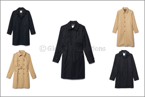 The Trench Coat and Mac Edit'