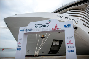 MSC Cruises Signs Long-term Agreement With DP World for Preferential Berthing Rights at Mina Rashid  ...