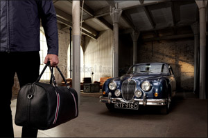 New Jaguar Lifestyle Collection Inspired by Classic Mark 2 Saloon