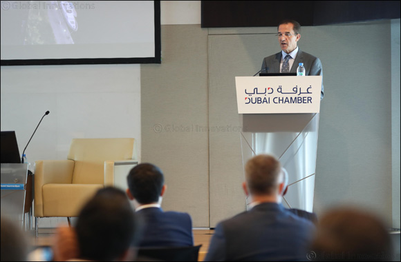 Dubai Chamber seminar examines global trade trends and market opportunities