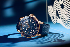 Two New Looks for the Legendary Diver