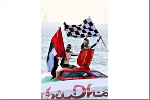 Torrente, Al Mansoori Edge Closer to Another  Xcat World Title With Dubai Grand Prix Win
