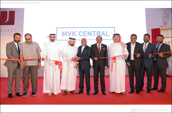Jaleel Holdings shifts its corporate headquarters to MVK Central in Majan, Dubai