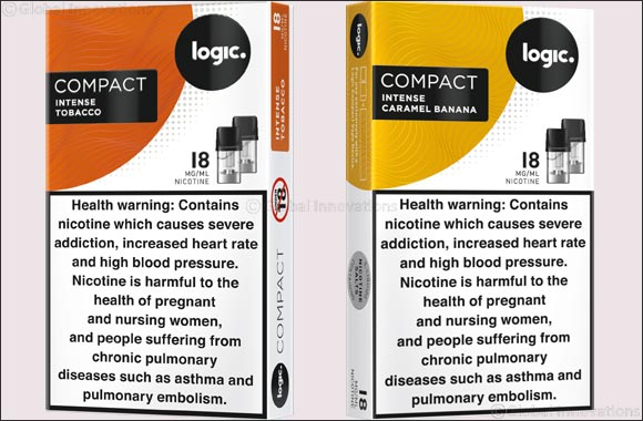 Logic Compact Vape Device expands in the Middle East,  entering the UAE Market