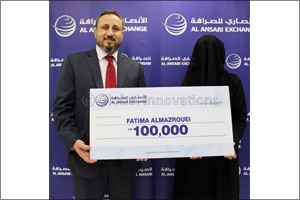 Charitable work earns Emirati woman AED 100,000