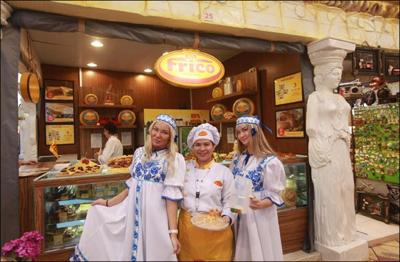 Cheese lovers unite! Frico cheese store opens at Global Village