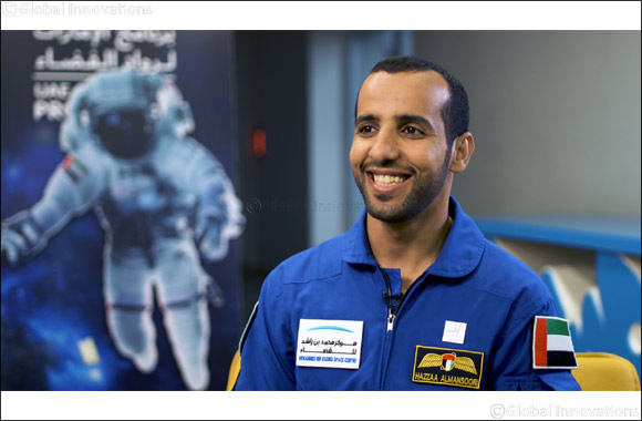 The UAE's First Astronaut, Hazza Al Mansouri Talks to Euronews About What's Next for the UAE's Space Mission