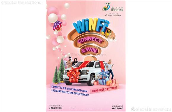 "Festive Fun at Dalma Mall Kicks Off With ""wiNfi""- Connect & Win and Enchanted Musical Box Show"