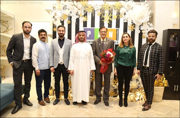 PAN Emirates opens a new store in Festival Plaza Mall, Jebel Ali
