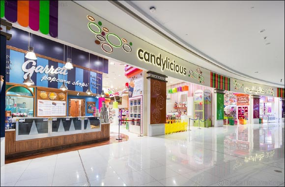 Tennis Champion, Maria Sharapova Celebrates Her Premium  Candy Line Sugarpova at Candylicious