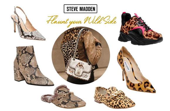 Flaunt your Wild Side - Steve Madden