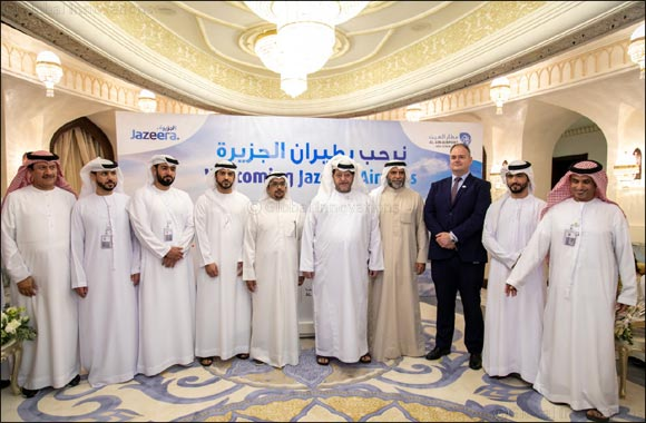 Jazeera Airways launches its first-ever direct service from Kuwait to Al Ain International Airport