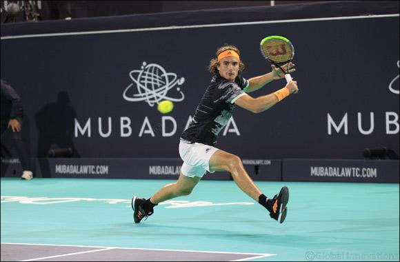 Five-star Nadal Reigns Supreme in Abu Dhabi