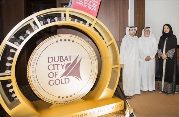 Dubai to Celebrate 25 Years of Dubai City of Gold With Gold Prizes Worth AED 4 Million