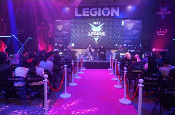 Lenovo Hosts its First-Ever Female Gamer Tournament in the Middle East