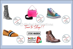 Dubai Shopping Festival Deals at Steve Madden