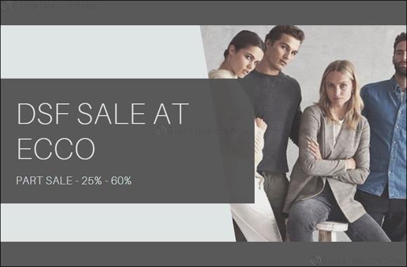 DSF Sale At ECCO
