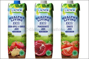 Lacnor addresses sugar consumption issue with no added sugar 100% juice range