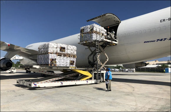 The Ups Foundation Flies Urgent Relief From UAE to Flood-stricken Somalia