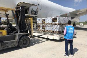 The Ups Foundation Flies Urgent Relief From UAE to Flood-stricken Somalia