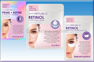 New Masks for the New Year from Skin Republic