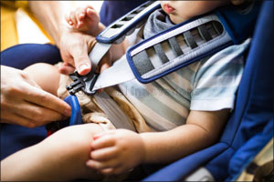 More Than Half of Kuwait Parents Don't Know the Legal Requirements for Child Seat Belt Use, Accordin ...