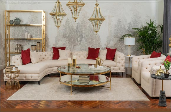 Add a Festive Touch from 2XL Furniture & Home Décor  to Usher in Chinese New Year