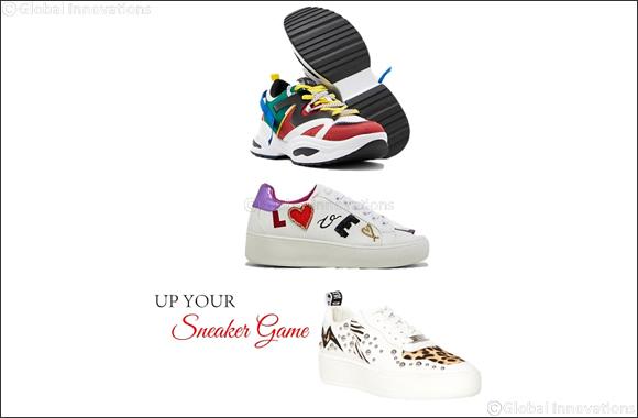 Up your Sneaker Game - Steve Madden
