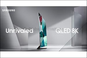 Samsung Electronics Unveils 2020 QLED 8K TV at CES
