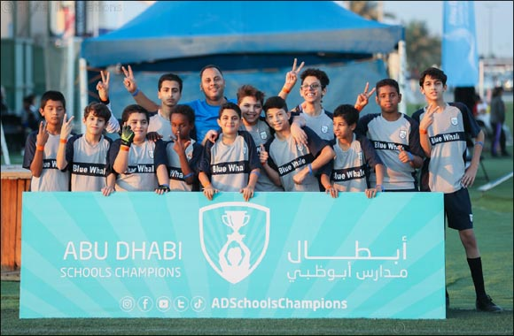Abu Dhabi Schools Champions Resumes Action in Abu Dhabi, Al Ain and Kicks Off in Al Dhafra