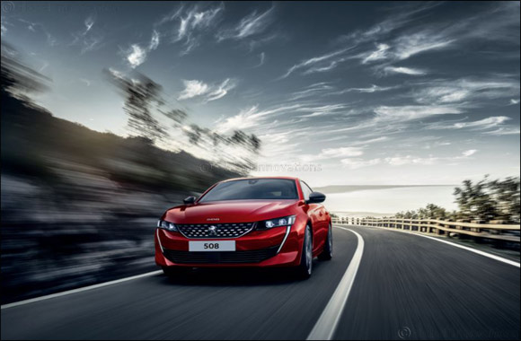 Peugeot gives you 508 reasons to  choose its sporty new fastback sedan