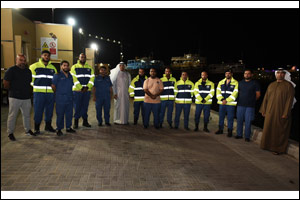 Creek Customs and Deira Wharfage Centers dealt with 18,000 vessels in 2019