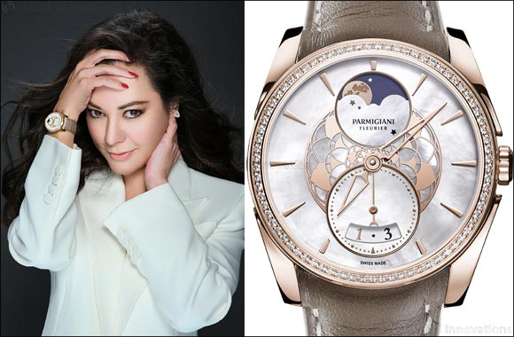Parmigiani Fleurier welcomes Amanda Lui to its Friends of the Brand family