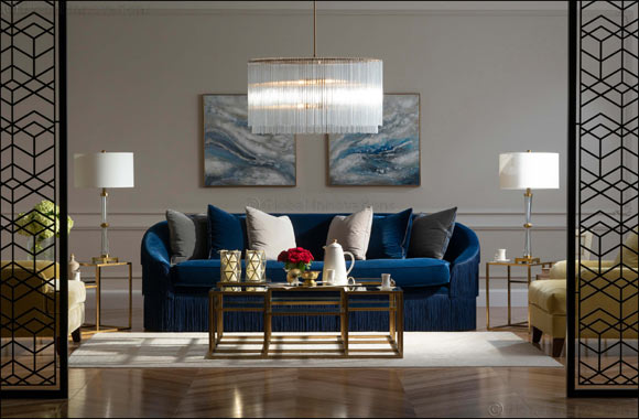 Go Bold with Blue from 2XL Furniture & Home Décor'