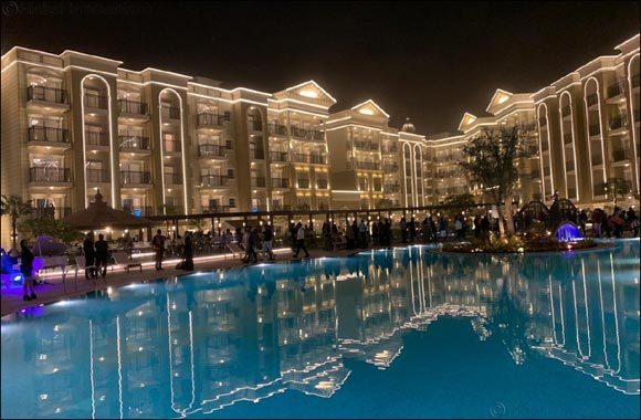 Danube Properties completes Dh300 million 'Royal Magical' Resortz project