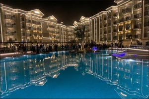 Danube Properties completes Dh300 million �Royal Magical' Resortz project