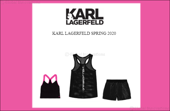 Karl Lagerfeld - S/S 2020 Urban Cycle