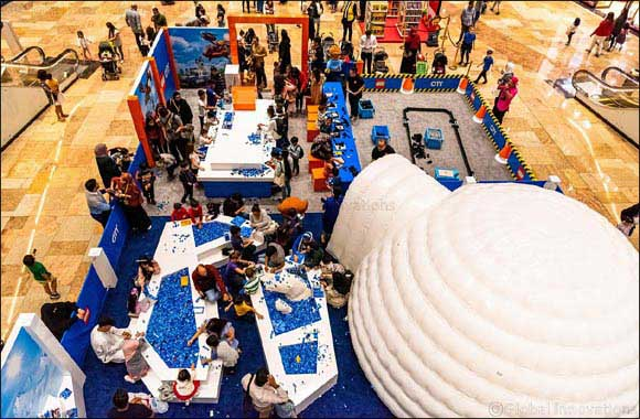 The Largest LEGO® Festival the Middle East Has Ever Seen Kicks OFF at Dubai Festival City Mall