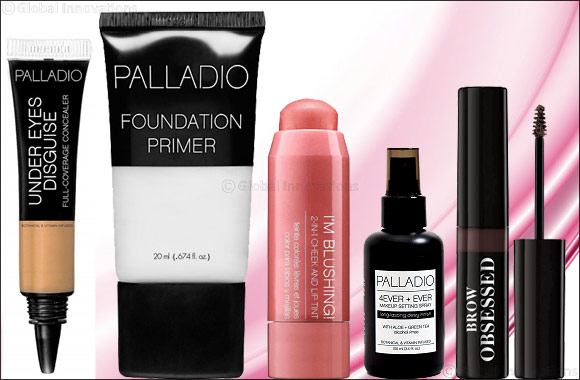 Go Neutral with Palladio Beauty