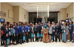 Winter Study Tour at Ajman University Introduces 42 International Students to the UAE's History and  ...