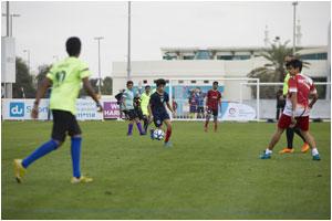 du Football Champions Season 5 Successfully  Kicked off Abu Dhabi Leg