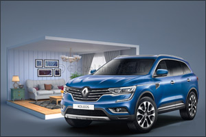 Win a home this DSF with RENAULT of Arabian Automobiles