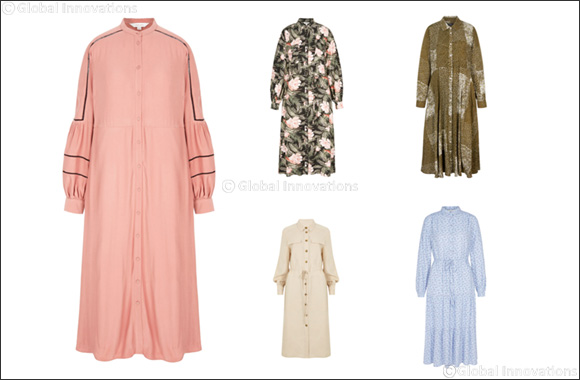 Marks & Spencer Welcomes Spring with its Midi Dress Edit
