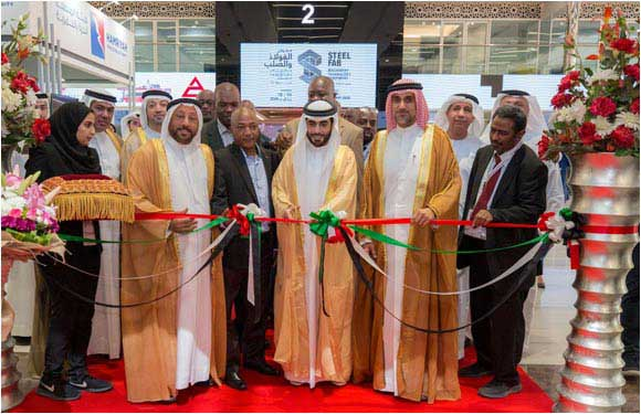 16th SteelFab opens at Expo Centre Sharjah