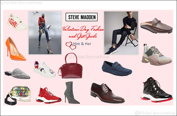 Valentine's Day Fashion and Gifting - Steve Madden