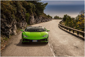 Automobili Lamborghini continues its global growth and marks new historic highs: 8,205 cars delivere ...