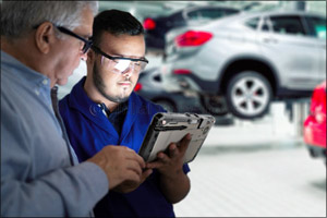 Leading German Car Manufacturer Chooses Getac for Worldwide Provision of Rugged Mobile Devices and S ...
