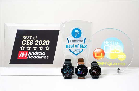 HONOR Wins Big at CES 2020 with Growing Momentum of Wearables