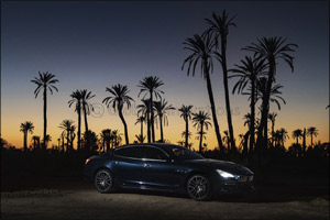 Maserati presents the Royale special series:  a contemporary homage to the heritage of the Trident M ...