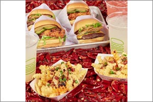 Spice It Up With Szechuan! Shake Shack is Celebrating the Chinese New Year With an Asian-inspired Li ...